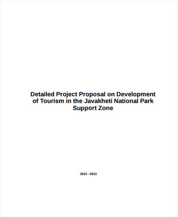 tourism development project