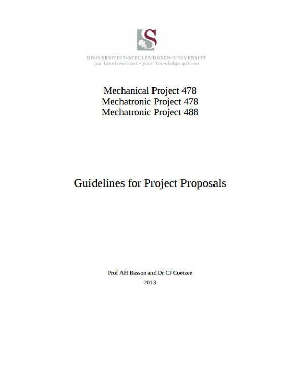 university student project