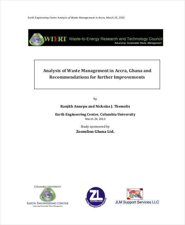 waste management analysis2