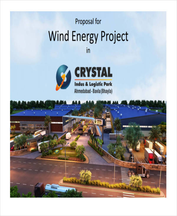 wind energy project