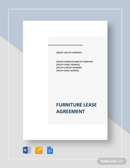 furniture lease agreement1