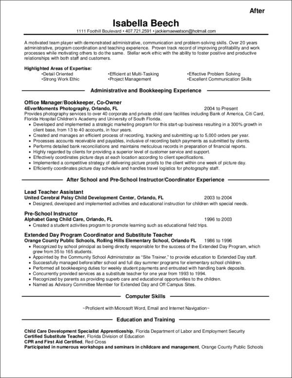 career change teacher sample resume panoramic resumes