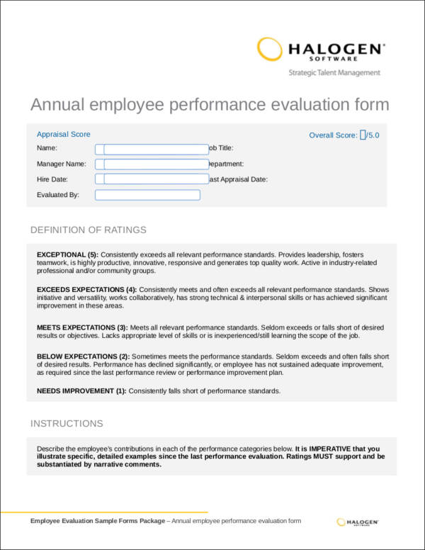 Steps To Effective Employee Evaluations