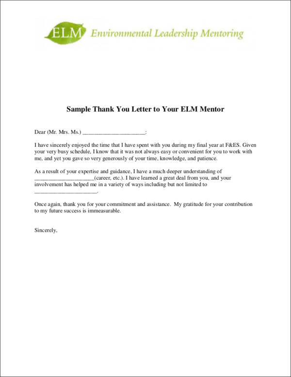 What Is A Thank-You Letter?