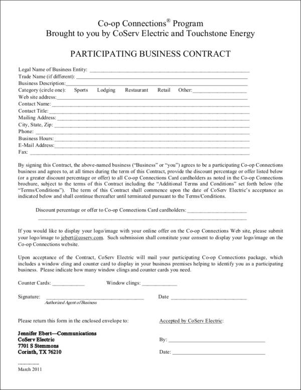 Effective Tips For Making Solid Business Contracts - Free Sample