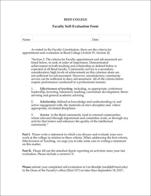 college essay evaluations Evaluation essay samples evaluating a person, place, or thing takes technical understanding see our samples of evaluation essays to grasp how to evaluate properly within written form.