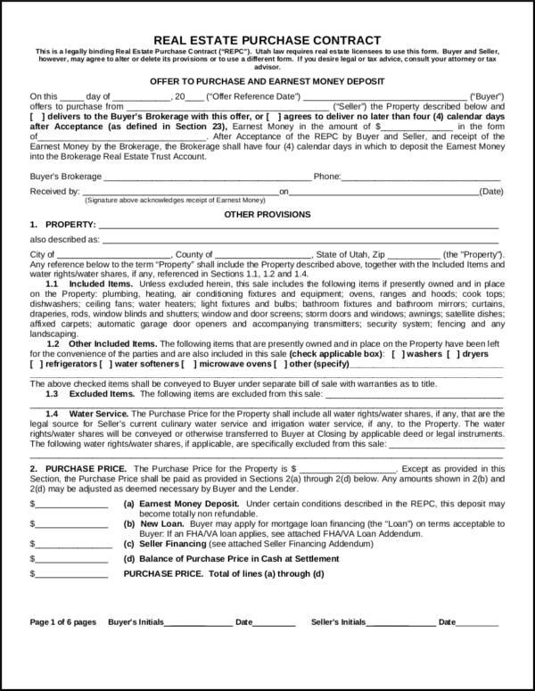Real Estate Bill Of Sale Download Real Estate Bill Of Sale Form Pdf