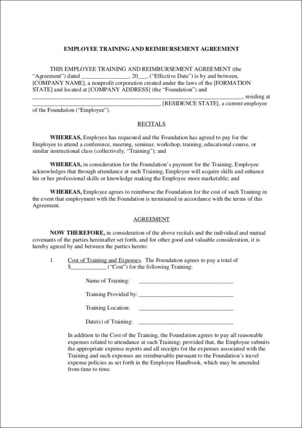 10 Best Images Of Personal Contract Agreement Sample Personal .