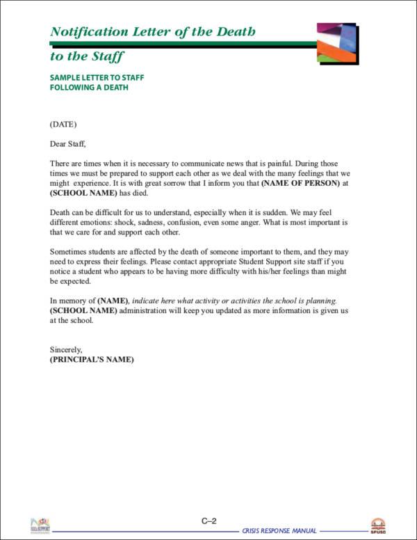 14 death notice samples templates free word pdf format download spiritdancerdesigns Gallery