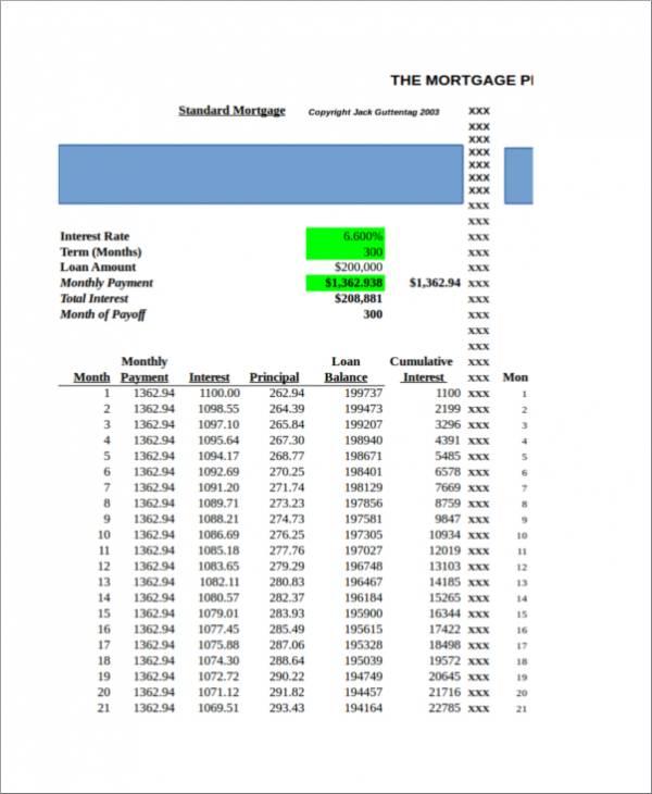 bi weekly home mortgage calculator