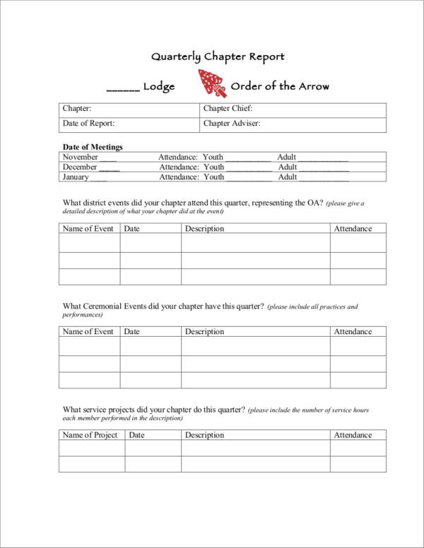 monthly planner template for chapter advisers1