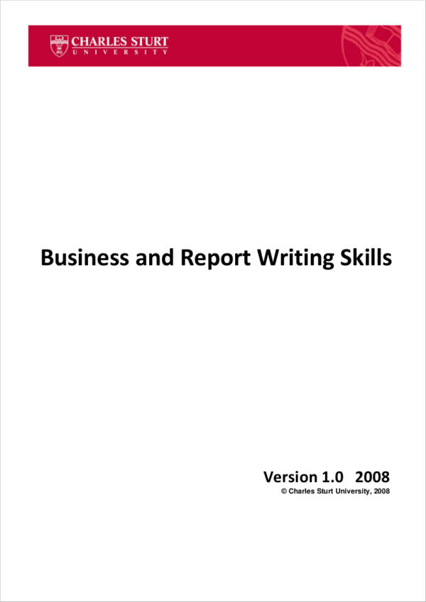 8 Business Writing Samples