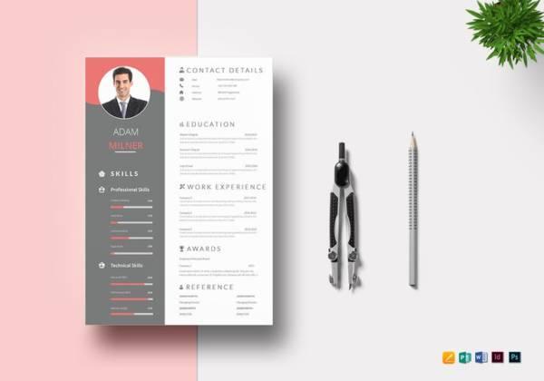 professional-bpo-resume-template