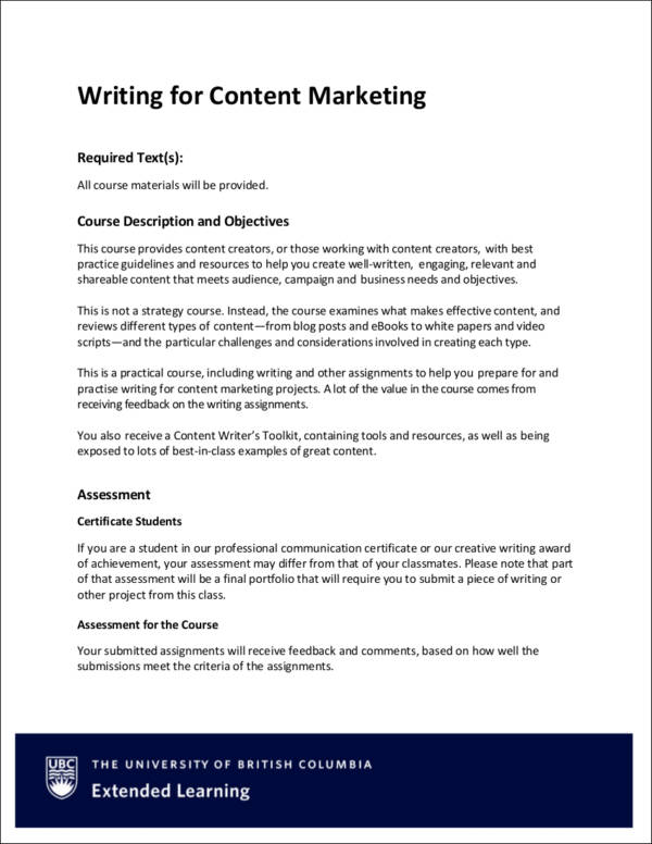 Marketing essay examples
