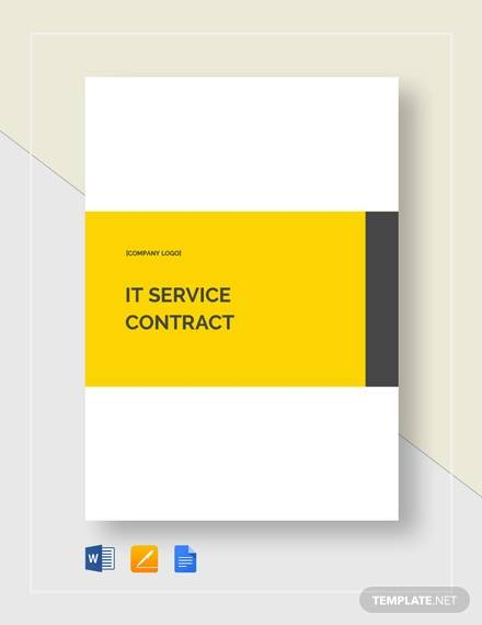 it service contract1