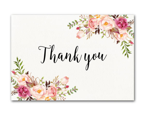 Thank You Word Template from images.sampletemplates.com
