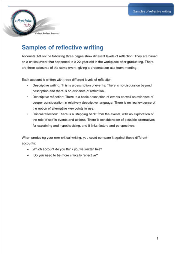 write an essay about camping event