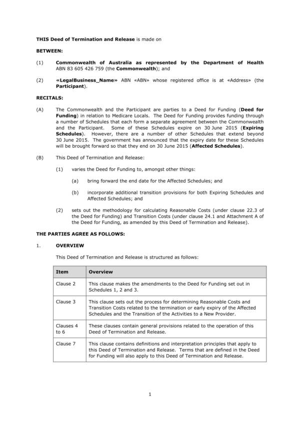 deed of termination and release 03