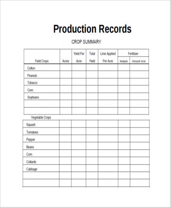 farm accounting spreadsheet in pdf
