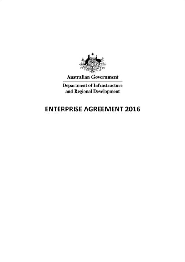 government enterprise agreement