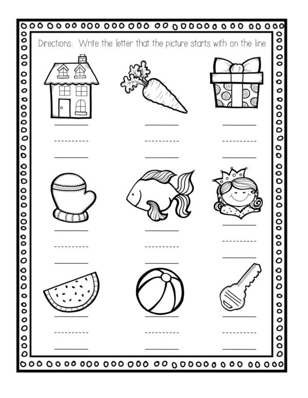 kindergarten readiness packet 07