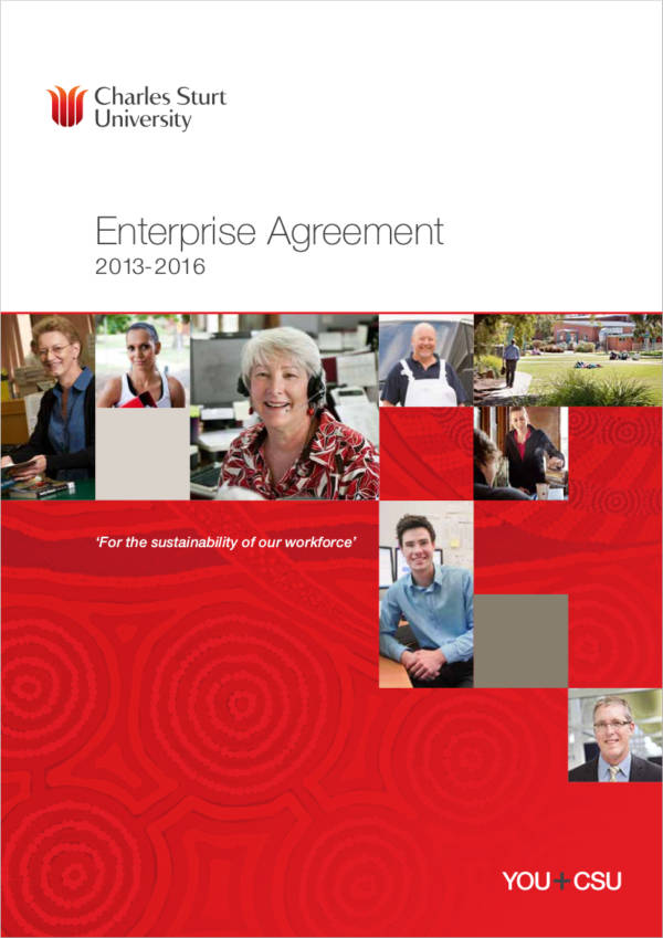 sample enterprise agreement in pdf