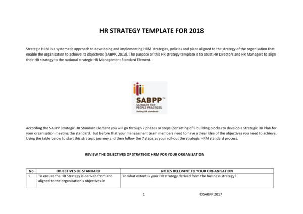 hr strategy template 01