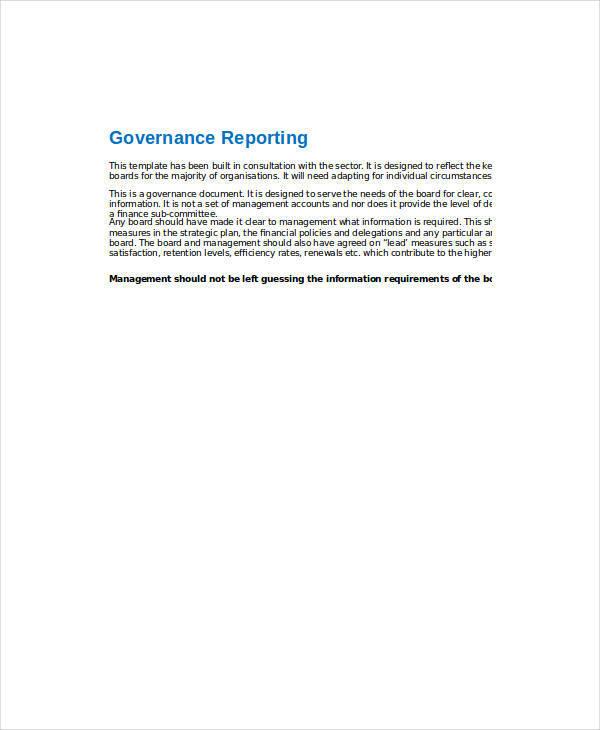 kpi-report-template