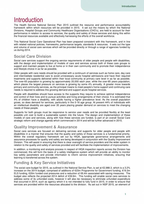social care operational plan sample 04