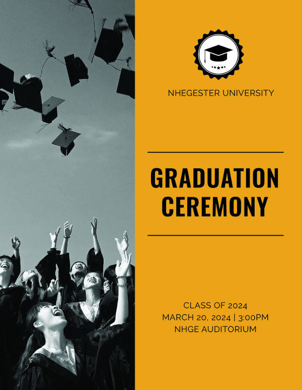 Graduation Program Template Word from images.sampletemplates.com
