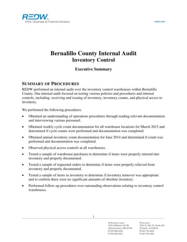 inventory control internal audit 02