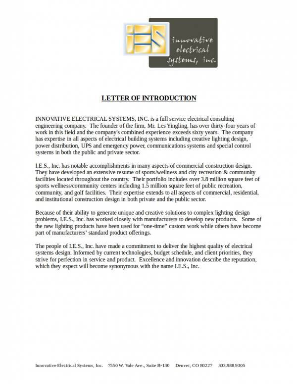 editable company introduction letter sample