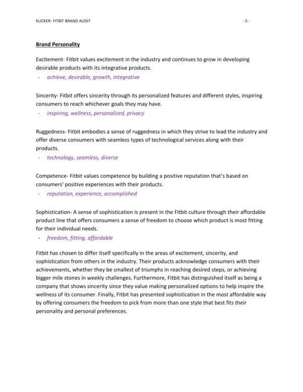 fitbit brand audit report 05
