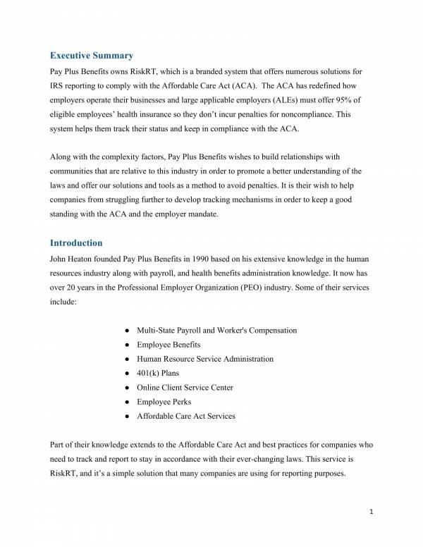 printable brand audit report 2