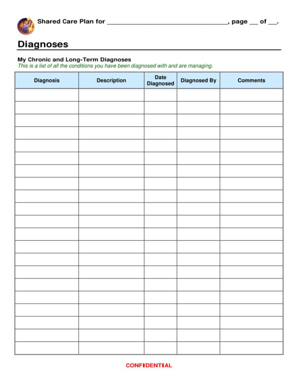 shared care plan sample templates 08