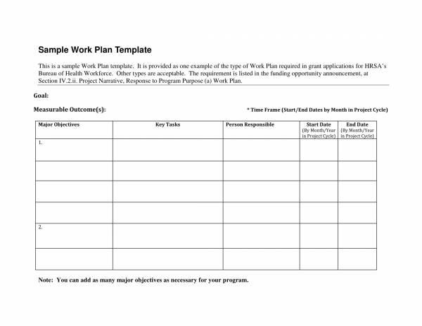 blank work plan template 1
