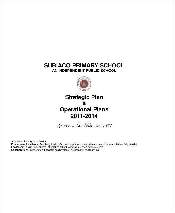 independent public primary school sample