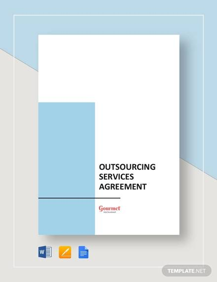 restaurant outsourcing services