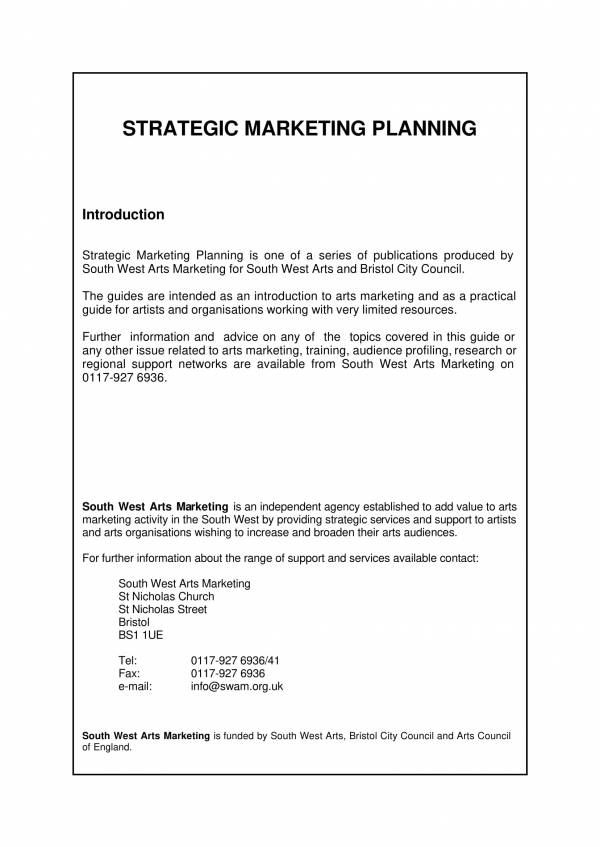 strategic marketing planning 02
