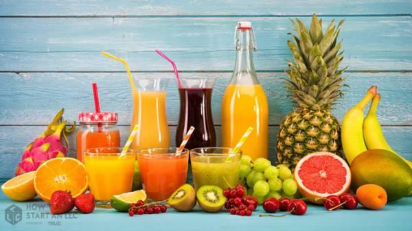 Juice Bar Business Plan Templates