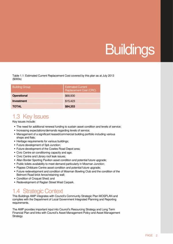 asset management plan for buildings 03