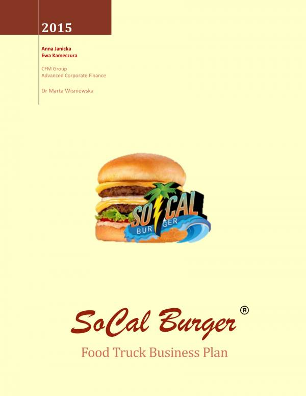 burger food truck business plan 01