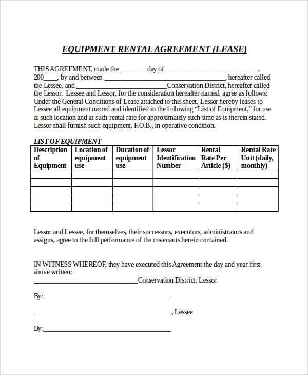 14+ Month-To-Month Rental Agreement Template | PDF
