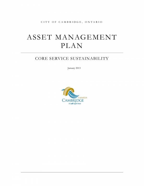 infrastructure asset management plan 01