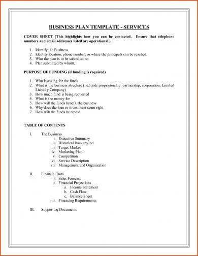 printable advertising business plan samples