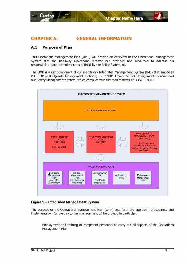printable operations management plan 003