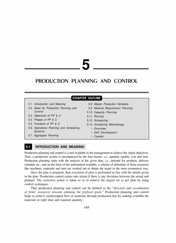 production planning and control 01