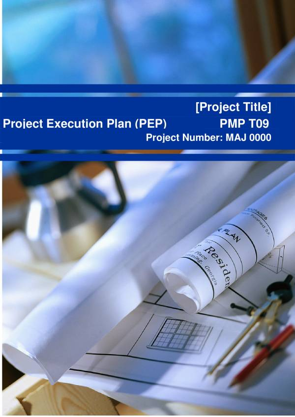 project execution plan template 01