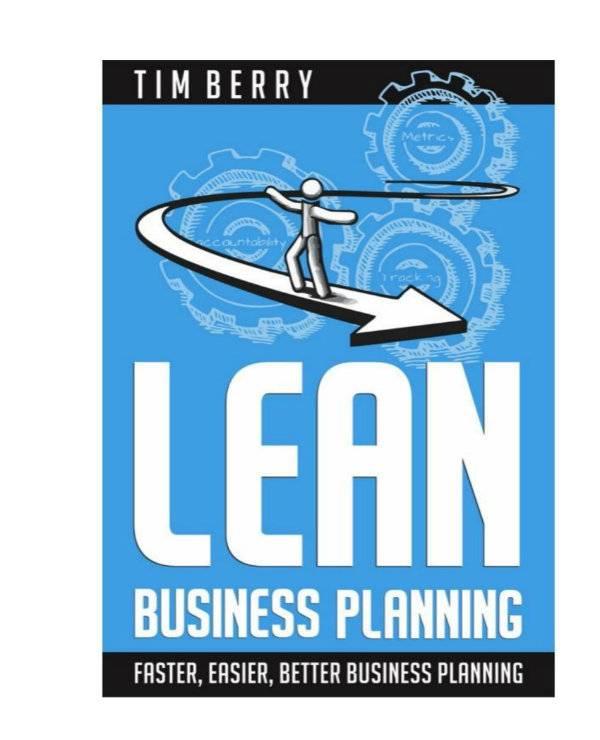 sample lean business plan template