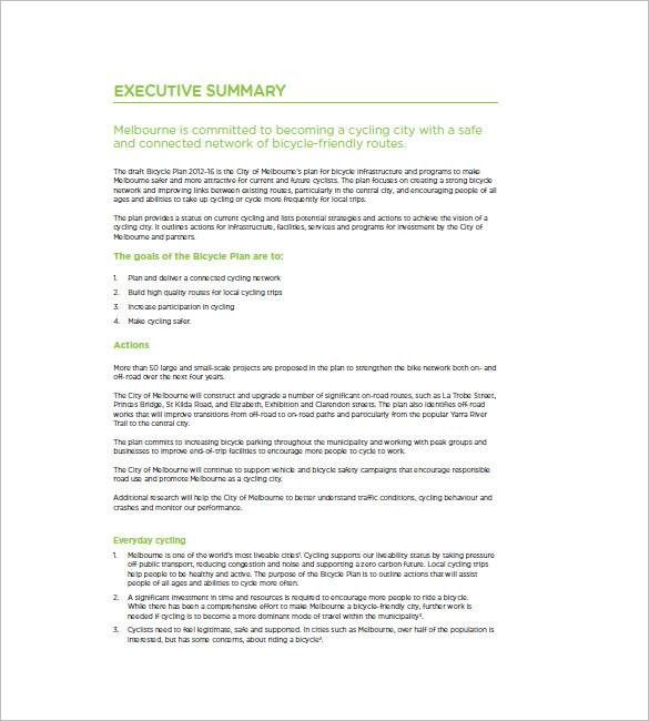 cycling event marketing plan template